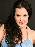 Alejandra Cute Blue Lingerie - Pictures